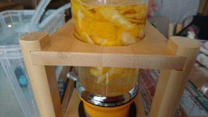 柚子 蒸留 精油